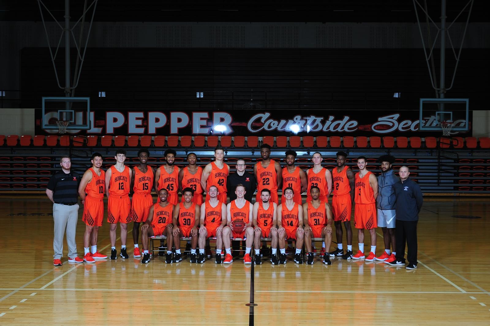 West Virginia Wesleyan College >> 2018 19 Men S Basketball Roster West Virginia Wesleyan