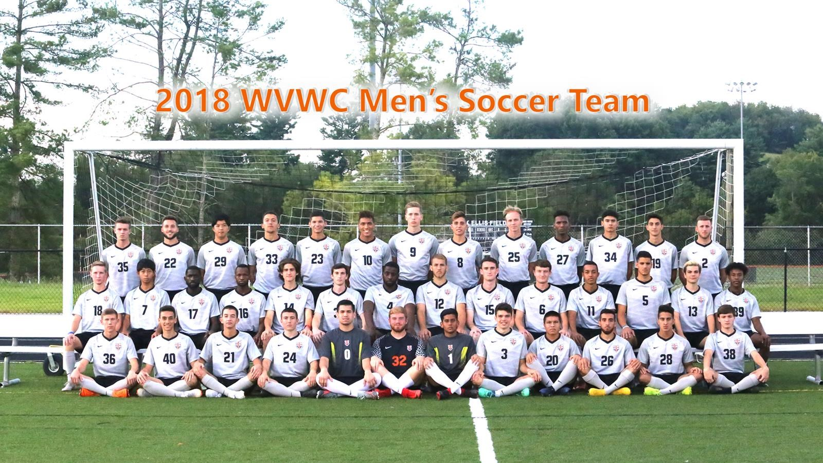 West Virginia Wesleyan College >> 2018 Men S Soccer Roster West Virginia Wesleyan College